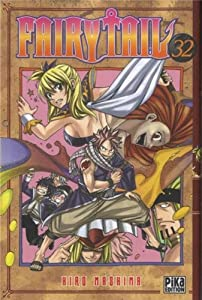 Fairy Tail Edition simple Tome 32