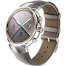 "ASUS WI503Q-2RBGE0001 1.39"" AMOLED Beige, Plata reloj inteligente - relojes inteligentes (3,53 cm (1.39""), AMOLED, Pantalla táctil, 61 h, 80 g, Beige, Plata)"