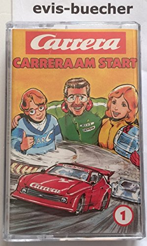 CARRERA / FOLGE 1/ CARERRA AM START/ TELDEC / ORGINAL AUFLAGE 80ER JAHRE