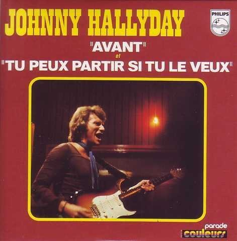 Avant - Tu peux partir si tu le veux - ltd ed CARD SLEEVE 2-track CDSINGLE