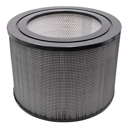 vhbw Ersatzfilter Luftfilter HEPA Filter passend für Honeywell Enviracaire 13573, 50250, 50251, 52500, 63500, 83186 Luftbefeuchter, Luftreiniger -