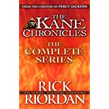 The Kane Chronicles: The Complete Series (Books 1, 2, 3)