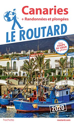 Guide du Routard Canaries 2020