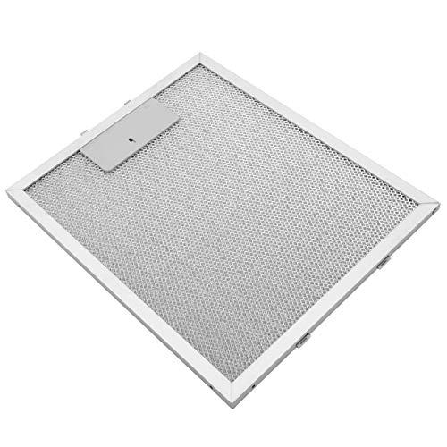 vhbw Filtro permanente metálico para grasa 27,7 x 23 x 0,9cm adecuado...