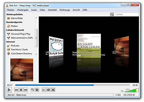 Vlc Media Player Dvd Player Software Für Windows 10 81 8 7