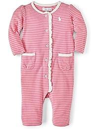 f9a68f8a1819 Ralph Lauren Baby Girls  Rompers Online  Buy Ralph Lauren Baby Girls ...