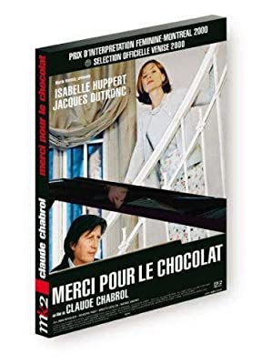 Merci pour le chocolat by Isabelle Huppert