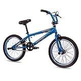 20' BMX BIKE KIDS CORE 360 ROTOR FREESTYLE blue - (20 inch)