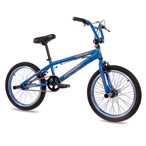 "51GX nrIhsL. SS500  - 20"" BMX BIKE KIDS CORE 360 ROTOR FREESTYLE blue - (20 inch)"
