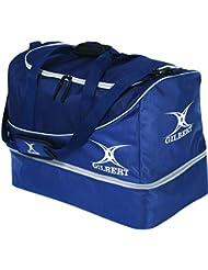 Gilbert - Bolsa de deporte (base rígida, compartimento grande) azul azul marino