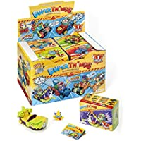 SUPERTHINGS RIVALS OF KABOOM- Vehículos y figuras coleccionables (MagicBox PST6D068IN00)