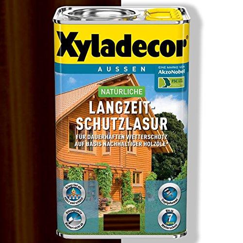 XYLADECOR Dauerhafter Wetterschutz von 7 Jahren