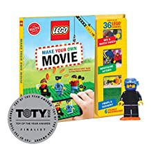 Lego Make Your Own Movie: 100% Official Lego Guide to Stop-Motion Animation