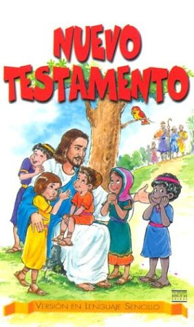 Spanish New Testament for Children-VP