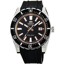 ORIENT plongée Sports Automatique 200m Montre Noir Fac09003b