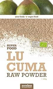 Purasana - Poudre De Lucuma Lucuma Powder Bio-Be-02 - 200 G