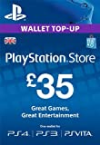 PlayStation PSN Card 35 GBP Wallet Top Up | PSN Download...
