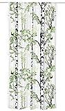 Vallila Luontopolku Vorhang 140x250 cm, Grün, Baumwoll-Mischgewebe, 250x140x250 cm