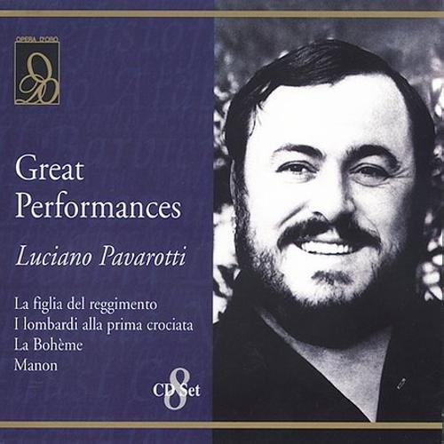 Luciano Pavarotti : Great Performances