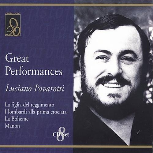 Luciano Pavarotti : Great Performances
