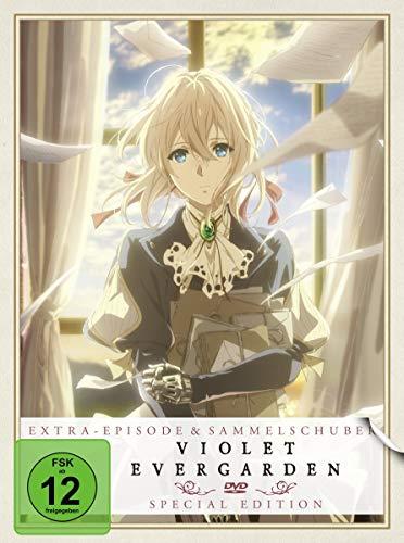 Violet Evergarden - Extra-Episode St. 1  Special Edition mit Sammelschuber