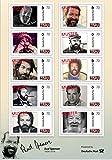 Bud Spencer Briefmarken - 10 x 0,70 € - LIMITIERT
