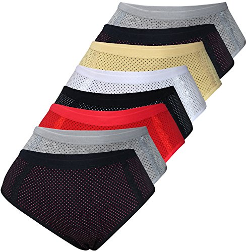 PiriModa 8er Pack Damen Baumwolle Übergröße Unterhose Gr 40-62 Top Qualität (Modell 10, 52/54)