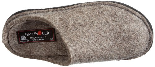 Haflinger Soft 311010, Chaussons mixte adulte Marron-TR-SW46