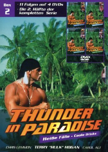 Thunder in Paradise - Box 2 [4 DVDs]