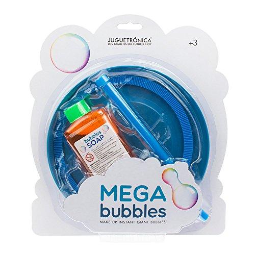 Juguetrónica - Mega Bubbles, kit para hacer pompas de jabón gigantes (JUG0284)