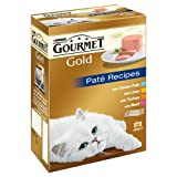 Gourmet Gold Pastete Rezepte 12x 85g