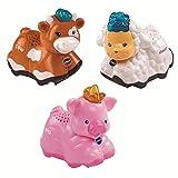 Vtech Toottoot Tiere 3 Pack (Schwein, Schaf, Kuh) 3+