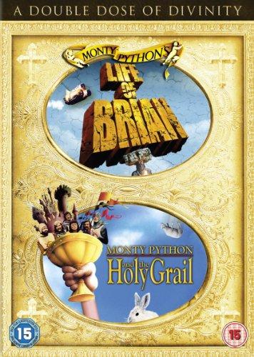 Life of Brian / Monty Python and the Holy Grail - Set [Edizione: Regno Unito]