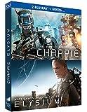 Chappie + Elysium [Blu-ray + Copie digitale]