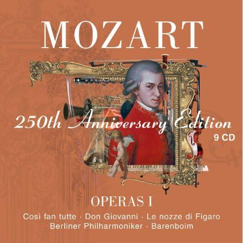 """Mozart : Cosi fan tutte : Act 1 """"E la fede delle femmine"""" [Ferrando, Don Alfonso, Guglielmo]"""