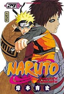 Naruto Edition simple Tome 29