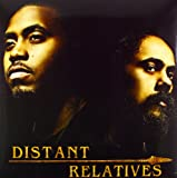 Nas: Distant Relatives [Vinyl LP] (Vinyl)