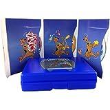 Scooby-Doo! : 3 DVDs in Frühstücksbox : Astronautennahrung für Aliens - Dschungeldämonen - Die Schneemonster