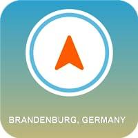 Brandenburg, Deutschland GPS