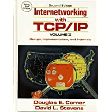 Internetworking with TCP/IP Volume 2 : Design, Implementation and Internals by Douglas E. Comer (1994-04-27)