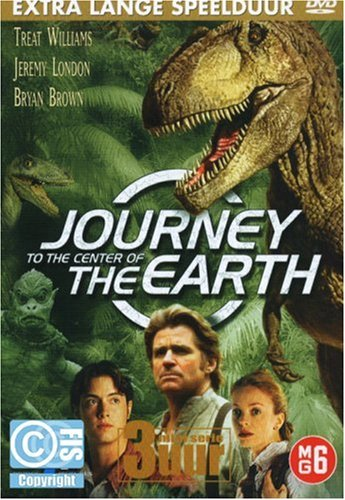 STUDIO CANAL - JOURNEY TO THE CENTRE OF THE EARTH (SERIE) (1 DVD) -