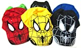 Art box SPYDER print FANCY CAP for all function Free size up to boysgirls 12 years (Assorted colours)