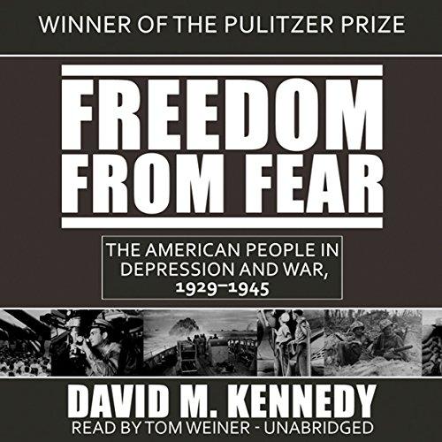 Freedom from Fear  Audiolibri