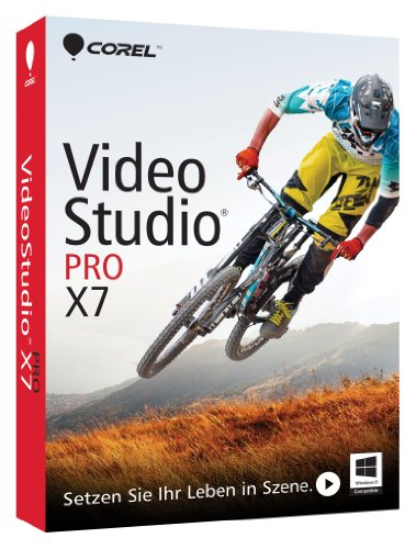 Corel VideoStudio Pro X7 (Pro Video-editing-software)