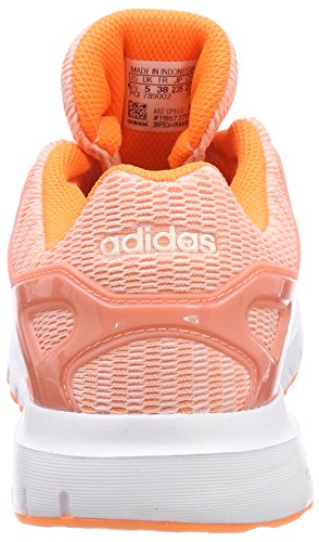 adidas Damen Energy Cloud V Laufschuhe, EU Mehrfarbig (Chalk Coral S18/orchid Tint S18/orchid Tint S18)
