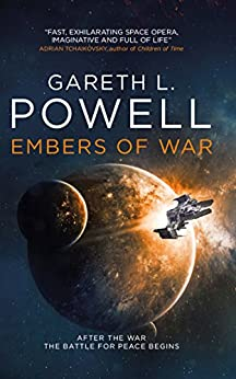 Embers of War (English Edition) van [Powell, Gareth L.]
