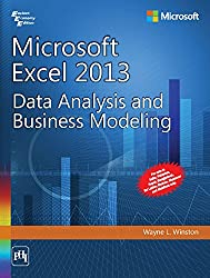 Microsoft Excel 2013: Data Analysis and Business Modeling