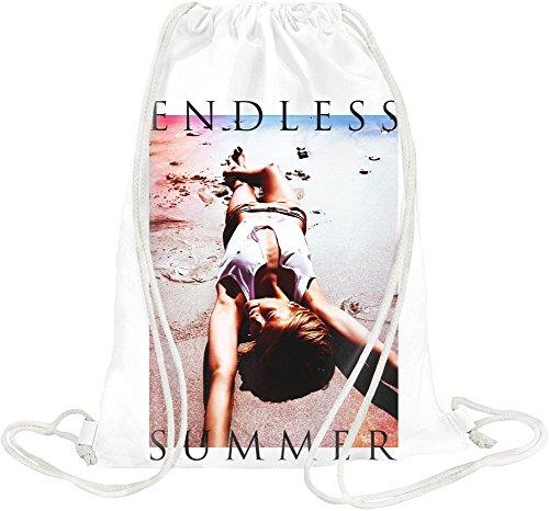SOULSTAR Endless Summer Paradise Beach Drawstring bag