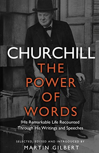 Churchill: The Power of Words por Winston S. Churchill