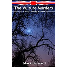 The Vulture Murders: A Jerry Carnaby Mystery (Carnaby of Scotland Yard Book 2) (English Edition)